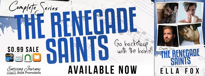 The Renegade Saints Release Blitz