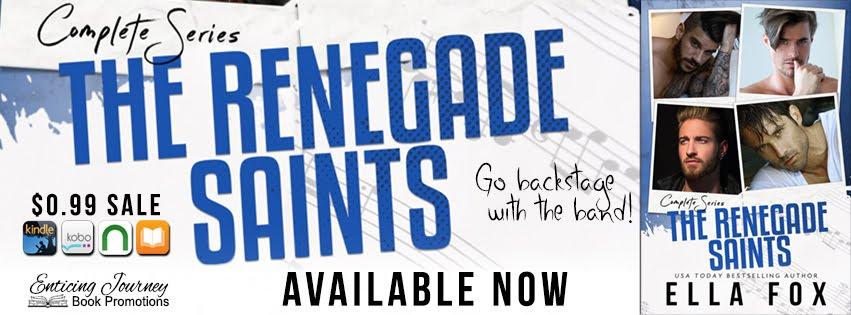 The Renegade Saints Release Blitz