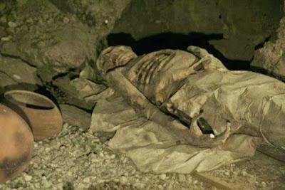 Jaime Rubio nos habla del misterio de las momias canarias