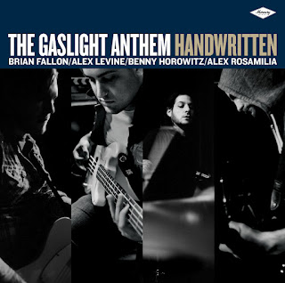 The Gaslight Anthem Handwritten Rock'n'Live chronique