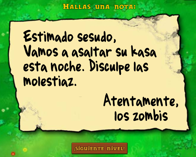 Plantas vs Zombies + Crack [Full] [Español]