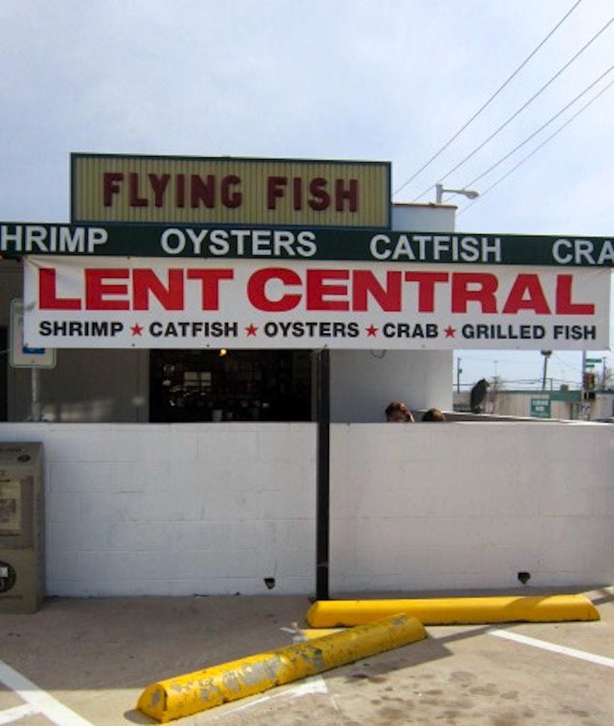 Melissa good taste flying fish fort worth tx for Flying fish fort worth