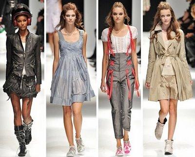 Ropa de moda: JEANS, NUEVA COLECCION MARITHE FRANCOIS GIRBAUD