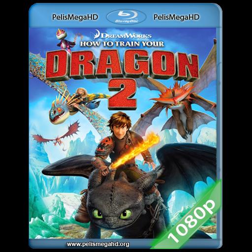 CÓMO ENTRENAR A TU DRAGÓN 2 (2014) FULL 1080P HD MKV ESPAÑOL LATINO