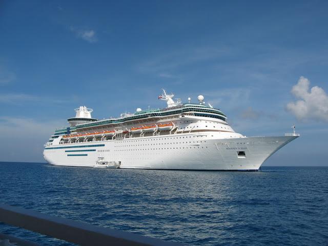 Cruzeiro Miami Majesty Of The Seas