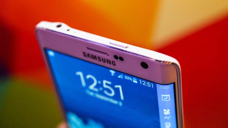 Icona barra di stato Android Samsung Galaxy S6 e S6 Edge