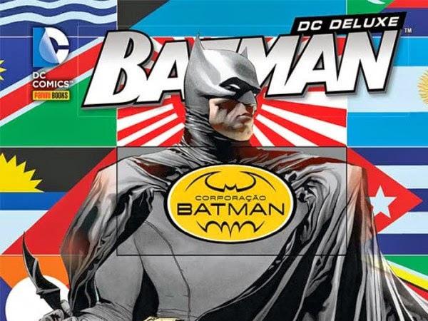 Lançamentos de fevereiro da Panini Comics - DC Comics