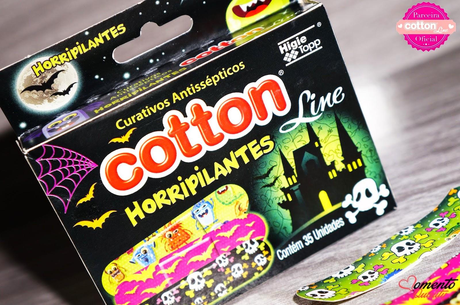 Curativos Horripilantes Cotton Line