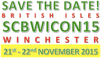 SAVE THE DATE! SCBWIcon 2015 - 21 to 22 November 2015