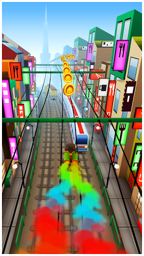 Subway Surfers World Tour