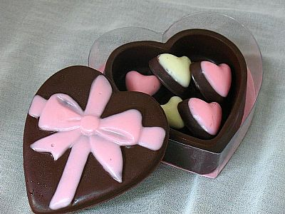 udah valentine nihh..Nah bagi kamu cewek2 yang pengen bikini coklat ...