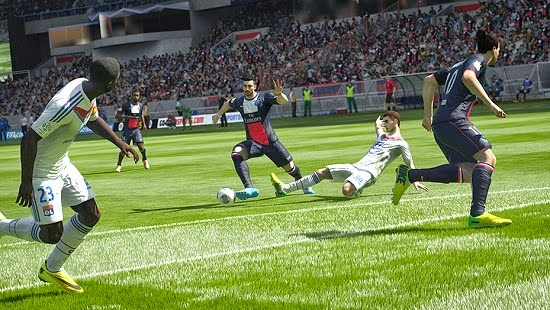 Download FIFA 15 PC Ultimate Team Edition screenshot
