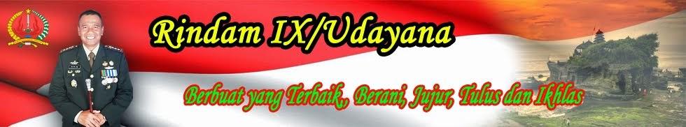 Rindam IX/Udayana
