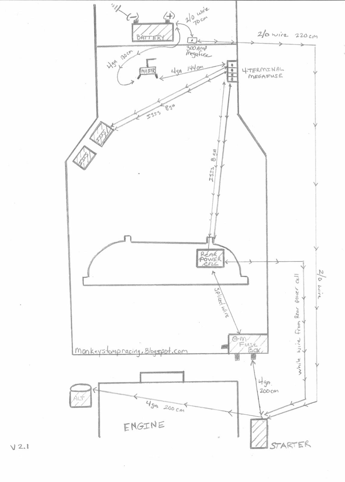 1954 International Farmall Wiring Diagram 1954 Automotive Wiring – Farmall M Wiring Diagram