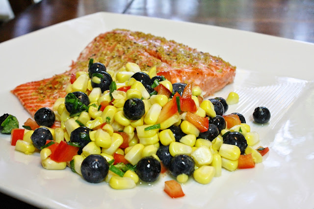 http://www.eatprayjuice.us/2014/07/lemon-grilled-fish-with-corn-salad.html