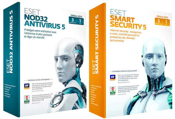 ESET+NOD32+Antivirus+&+Smart+Security ESET NOD32 Antivirus / Smart Security  5.2.15.1 (x86/x64)