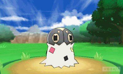 Pokémon X & Y: novos monstrinhos, trailer, imagens, personagens e o primeiro ginásio Spewpa_P_r_grain__Puponcho_screenshot_1