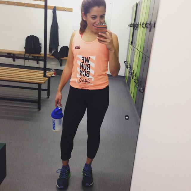 Buenos hábitos perder peso ejercicio gimnasio