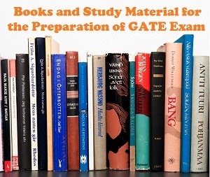 Books and Study Materials for the Preparation of GATE Exam