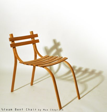 Furniture Design Steam Bent Chair Wood Chair By Max