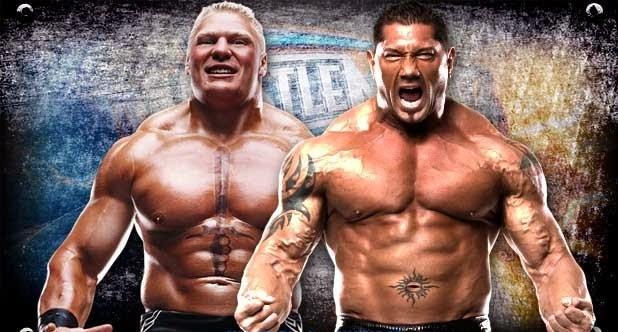 Brock Lesnar Vs Batista 2013 Deseos para este 2014 ...