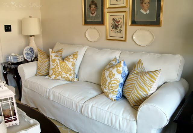 Comfort Works And IKEA ~ Sofa Cover Review Part 76