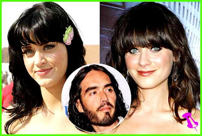 Russell Brand dating Katy Perry