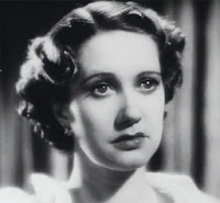 Jane Baxter as Christine (The Clairvoyant)