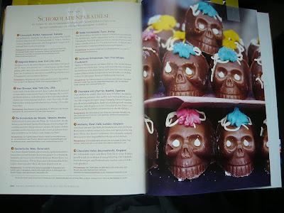 Bild von Schokoladentotenköpfen, Mexico