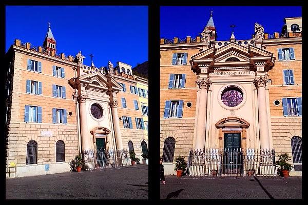 Santa Brigida w Rzymie