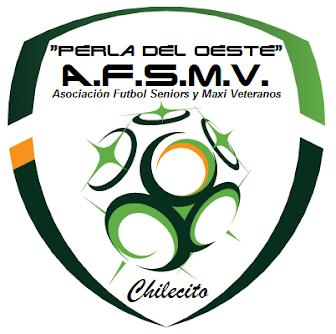 """Asociacion de Futbol Seniors y Maxi Veteranos """"Perla del Oeste"""""""