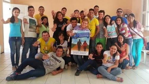 Assembleia da JM da Arquidiocese de Fortaleza (CE)