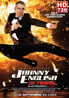 Ver Película Johnny English Returns Online (2011)