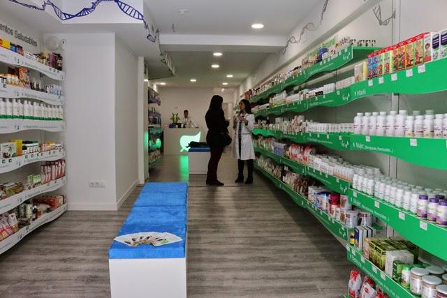 Naturlíder inauguración Flagship Store Madrid