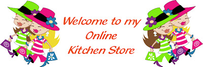 Welcome to my Online Kitchen Store