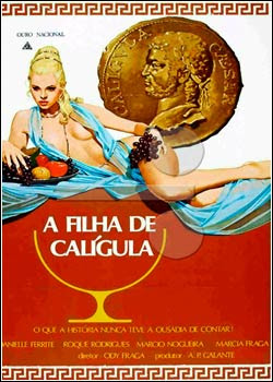 Download - A Filha de Calígula - DVDRip - AVI - Nacional