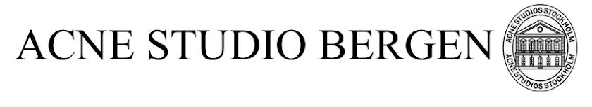 Acne Studio Bergen