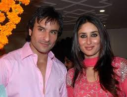 marriage photos of kareena kapoor and saif ali khans wedding