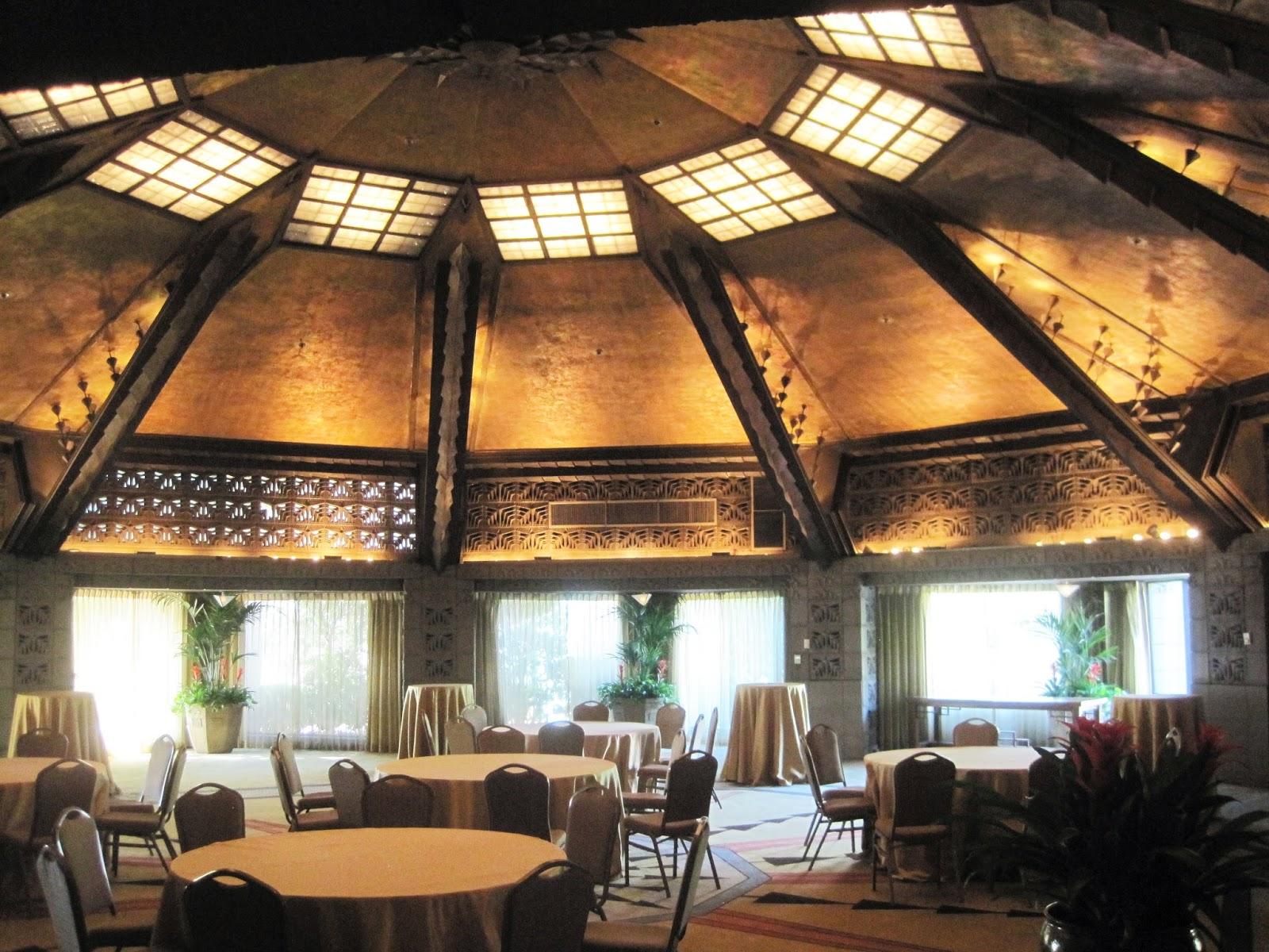 architect design public spaces of the biltmore hotel arizona