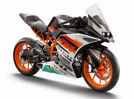 gambar motorsport KTM