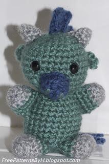 Amigurumi Tight Stitch : Free Patterns by H: Small Ox Amigurumi Pattern