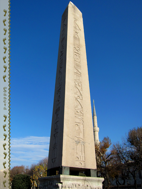 Obelisco Estambul