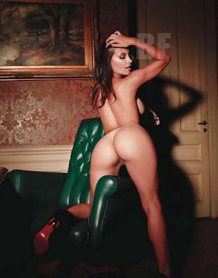 Lourdes Sanchez Playboy Foto