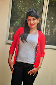 Angie James Telugu cinema Actress Photos-thumbnail-18