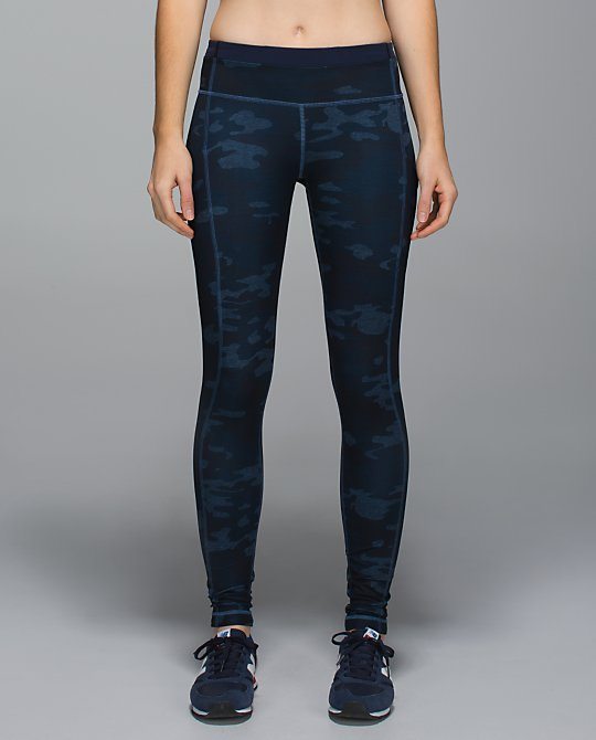 lululemon lotus-camo-high-times pant