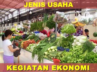 kegiatan ekonomi