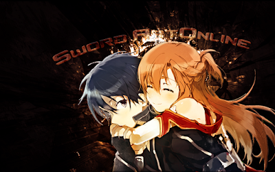 Dos protagonistas del anime