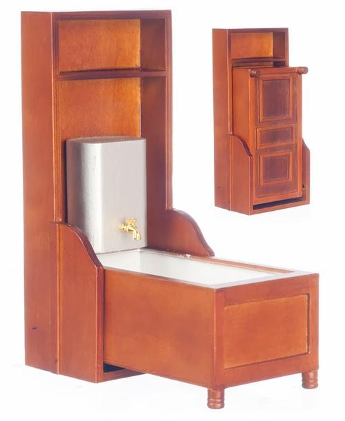 new england miniatures blog. Black Bedroom Furniture Sets. Home Design Ideas