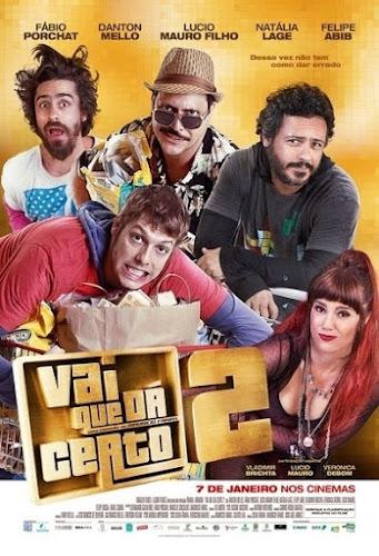 Vai que Dá Certo 2 (2016) AVI