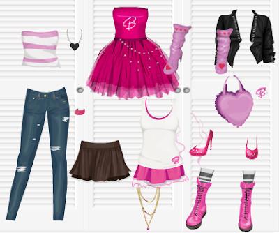 Stardoll Coisas Portugal: roupas da barbie grátis (sem web proxy)